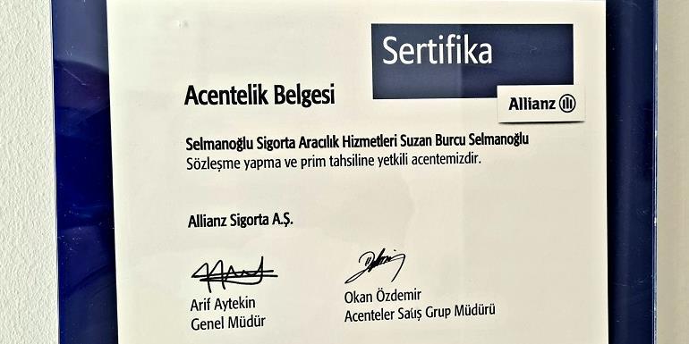 Selmanoğlu Sigorta